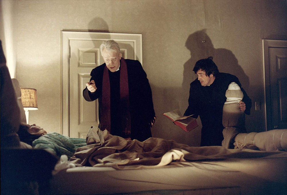FILE PHOTO: A Still Image of THE EXORCIST (1973).  ©Warner Bros. Pictures