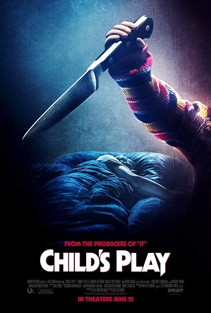 FILE PHOTO: A Poster of CHILD'S PLAY (2019 film). ©United Artists Releasing