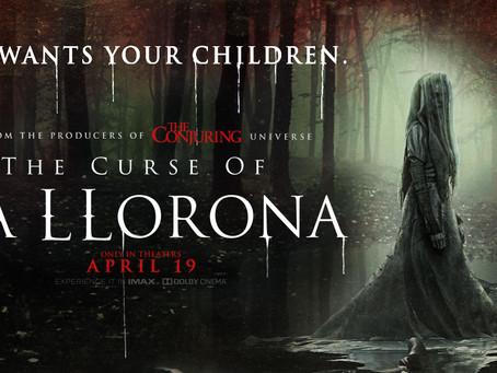 Hong Kong Film Review: The Curse of La Llorona (2019) - Full of Jump Scares...The Curse of The Nun