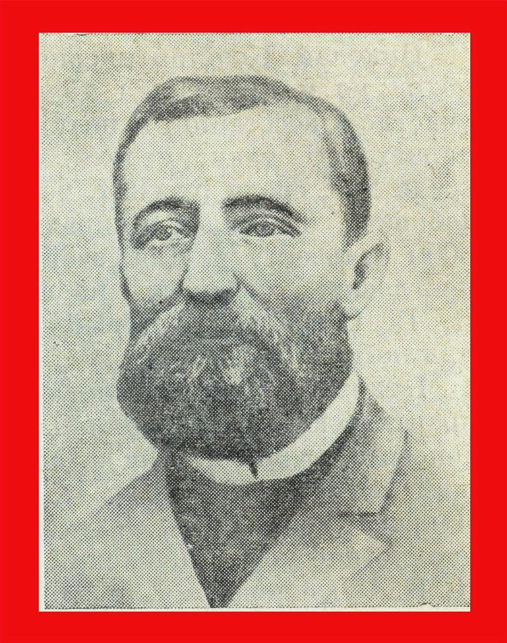 Russel Sudzilovskii (1850-1930) Image: Public Domain
