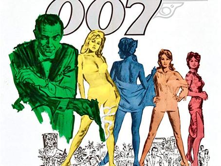 Film Review: 007 Dr.No (1962) - ''Bond...James Bond'' Film Editing of Cold War Spy Films