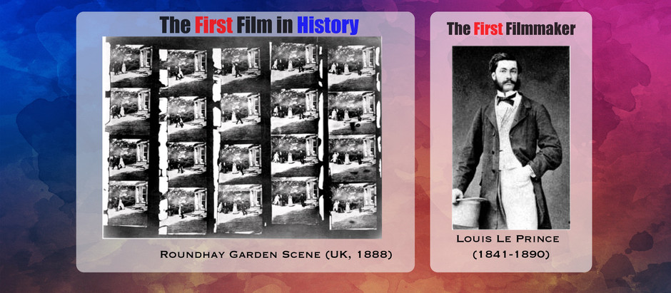 Film Review: Roundhay Garden Scene (UK, 1888) - The First Filmmaker Wasn't Lumière or Edison