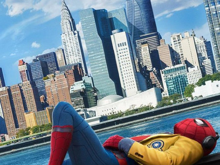 Film Review: Spider-Man: Homecoming (2017) I Love the Plot! Dad of Peter's girl friend is...