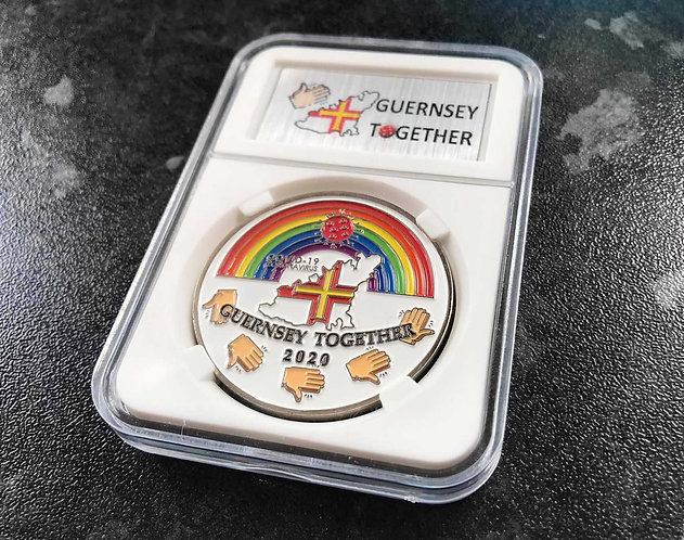 Guernsey Together Collectors Coin Limited Edition