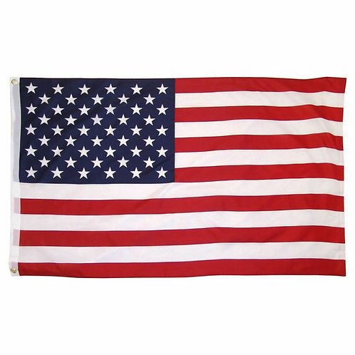United States of America Flag and Bunting Selection