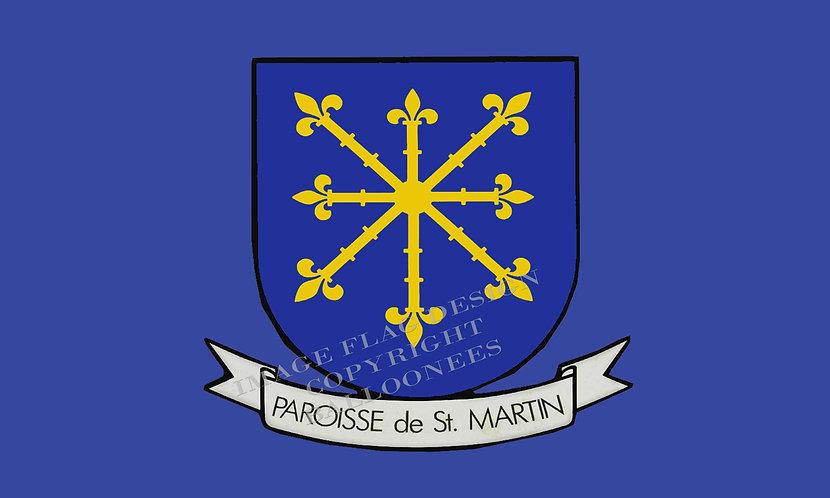 *BONUS ADD ON* - Guernsey Parish flag of St Martin - (See Conditions)