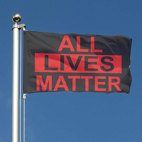 All Lives Matter Flag