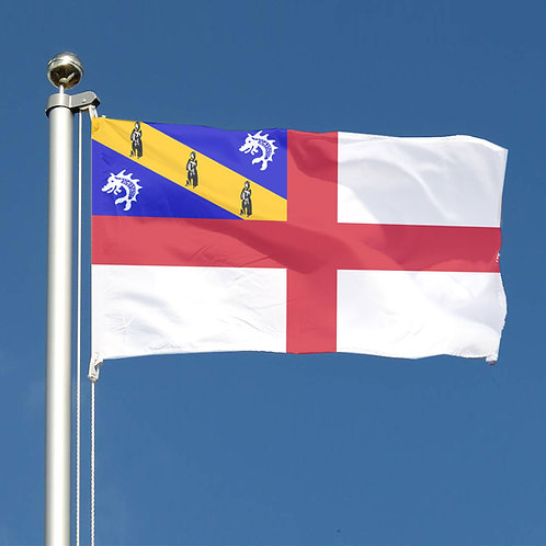Channel Island Herm Flag
