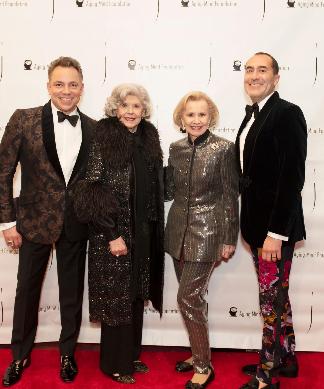 John Clutts, Martha Wyly Miller, Yvonne Crum, Sami Arslanlar  Photo by Rhiannon Lee and Tamytha Cameron
