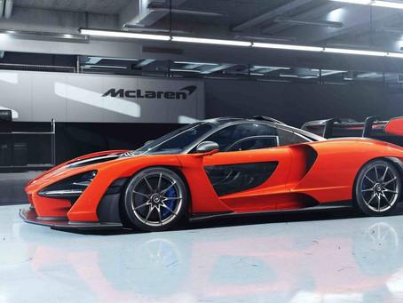 McLaren Sales Up 29 Percent Locally