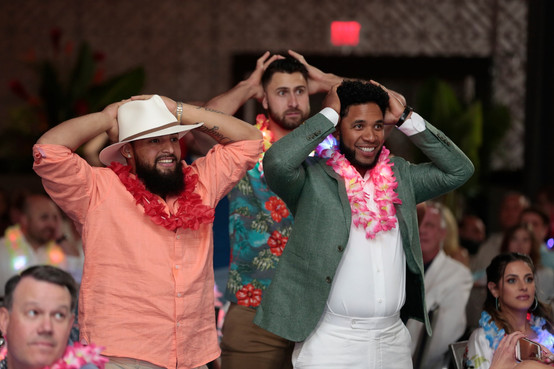 Elvis Andrus, Joey Gallo, & Rougned Odor