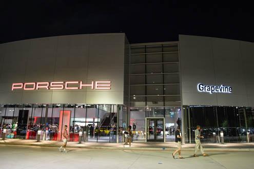 ParkPlace.Porsche.Grapevine