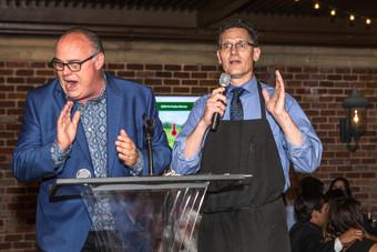 Mark Davis & Chris Vogelie
