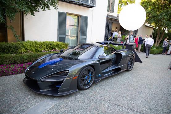 McLaren GTUnveil