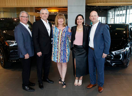 Park Place Dealerships supports Carroll Education Foundation Gala