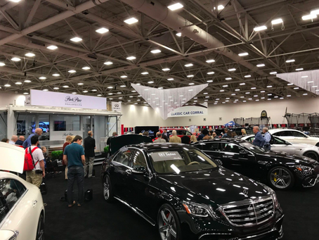 Behind the Scenes: DFW Auto Show Media Day