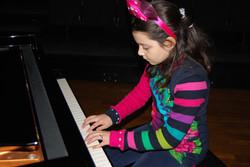 Audição Piano