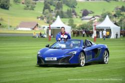 Mclaren Geneva - Polo Cup Gstaad