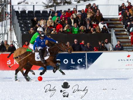 Saturday Semi Final - Snow Polo World Cup St. Moritz 2015