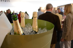 VIP Tent - Champagne Perrier Jouet