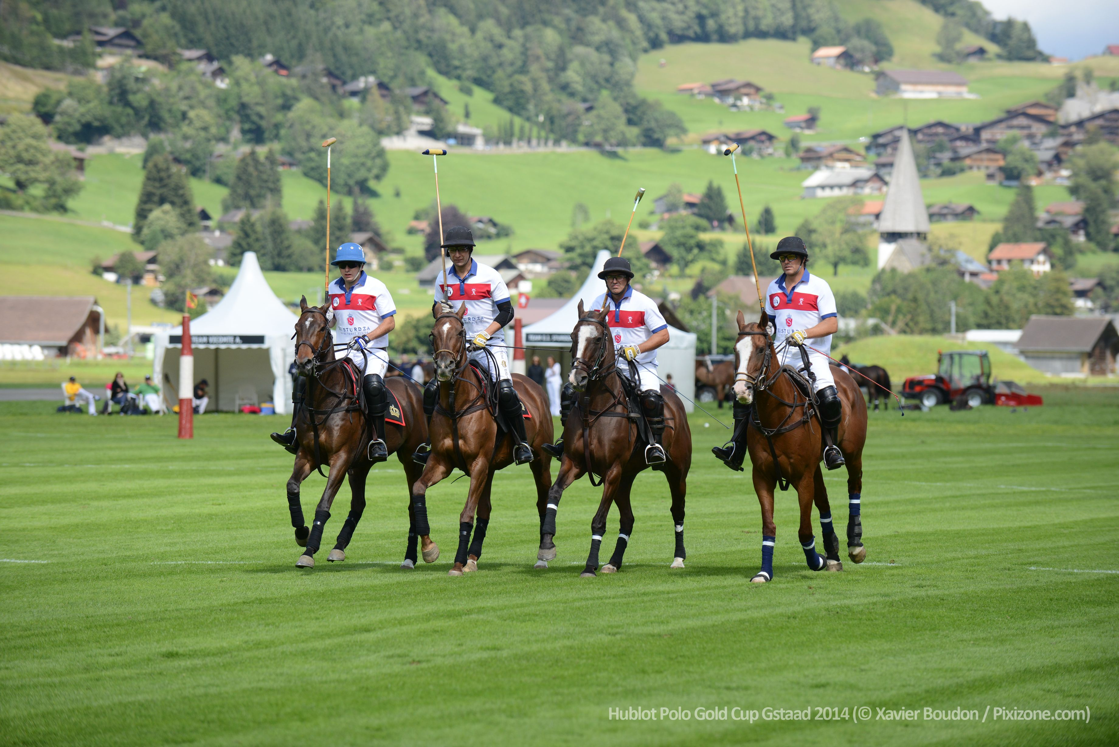 Hublot Polo Gold Cup Gstaad