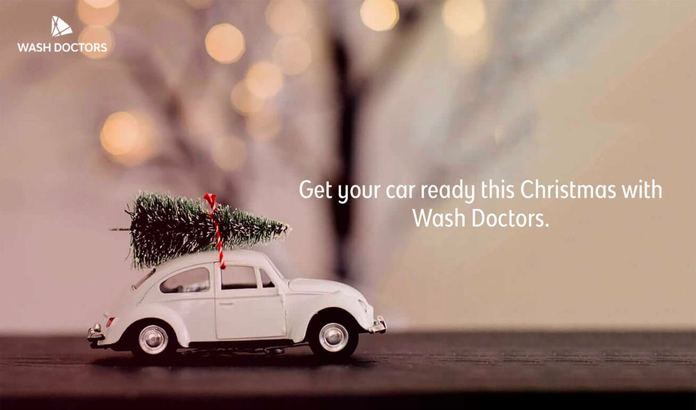 Get your car ready this christmas with wash doctors on demand get your car ready this christmas with wash doctors on demand car wash london uk washdoctors solutioingenieria Gallery
