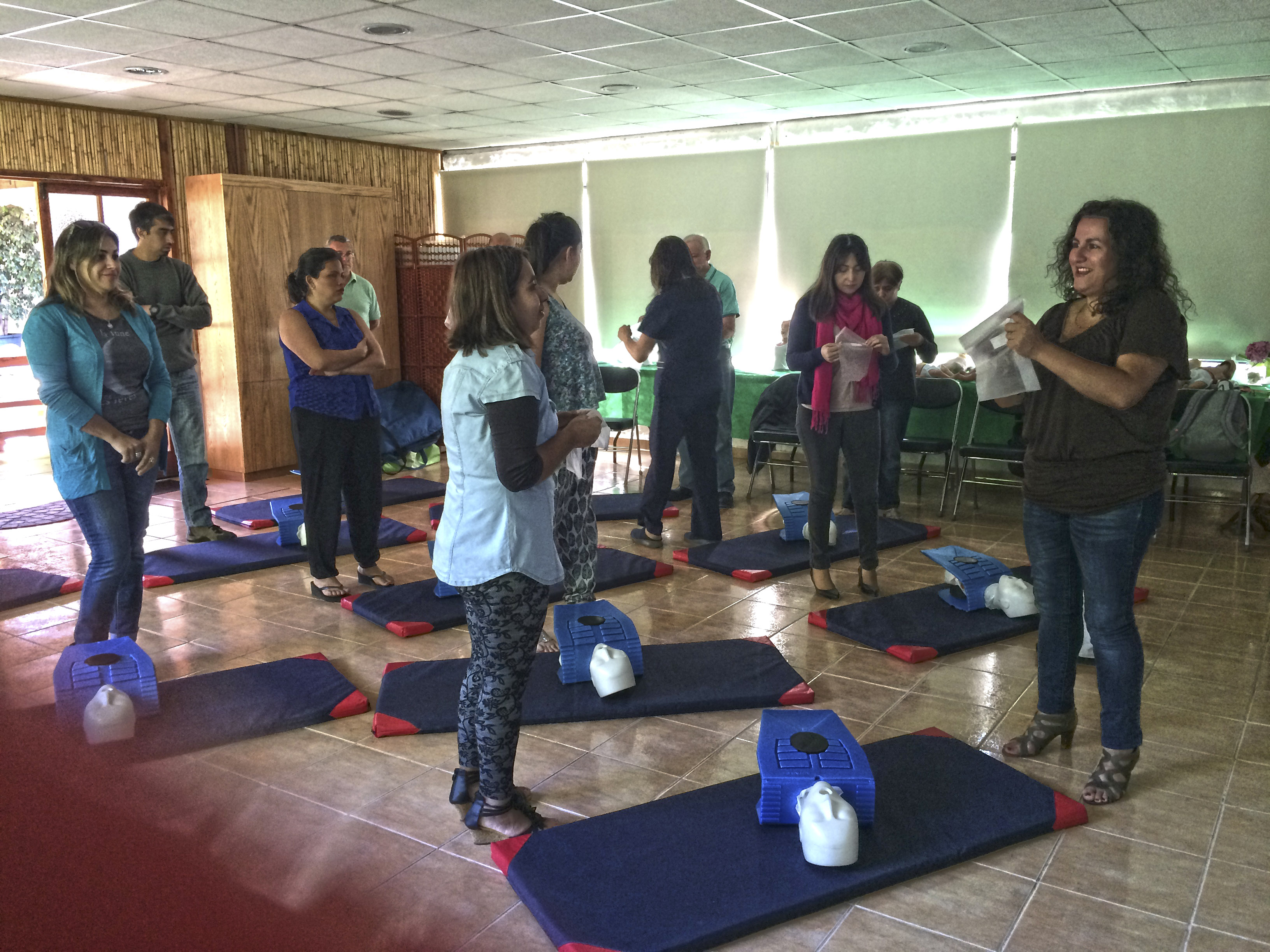 Coaching en salón