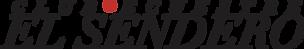 logotipo club ecuestre El Sendero