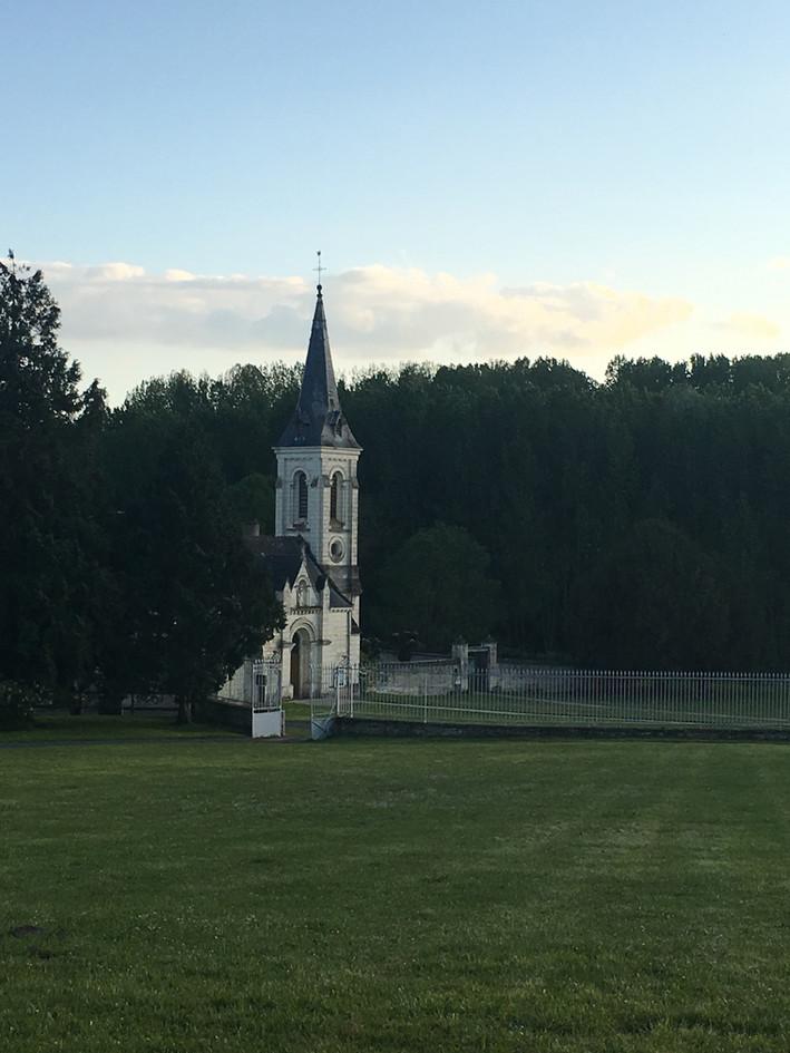 Eglise paroissiale Chezelles