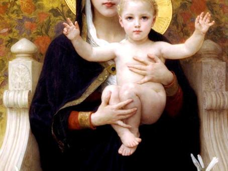 A Jésus par Marie !
