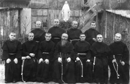 Saint Maximilien Marie Kolbe