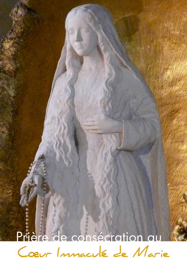 Notre Dame de la prière