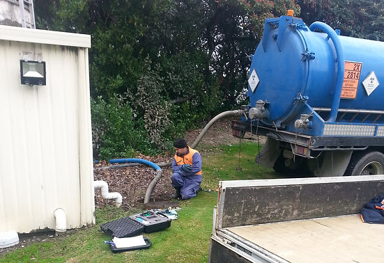 Septic Tank Cleaning Palmerson North