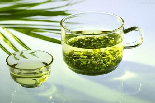 Зеленый чай, для свечей