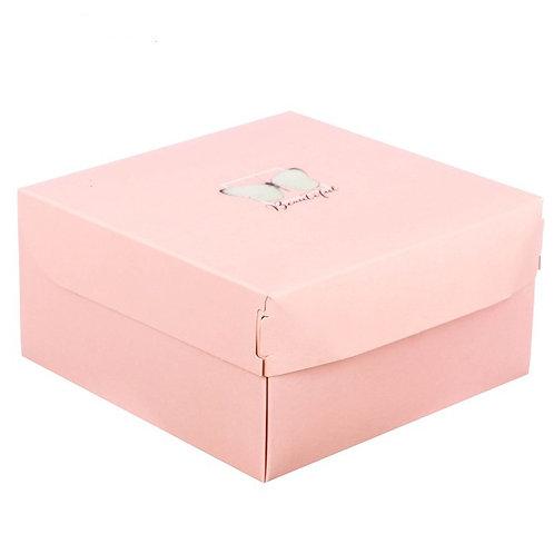 Коробка из картона Бабочка