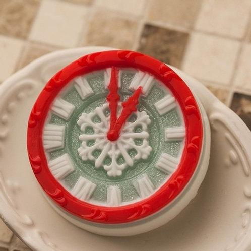 Часы новогодние