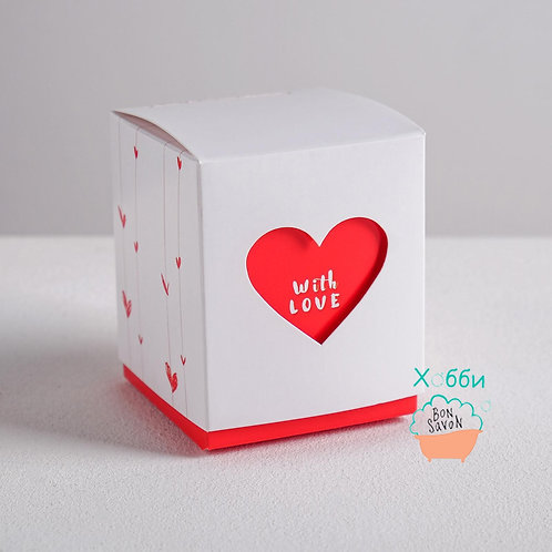 Коробочка Бонбоньерка «Любовь»