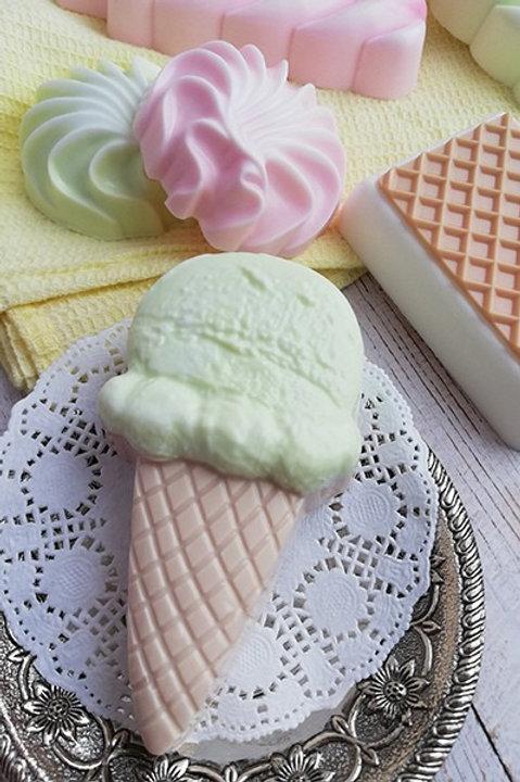 Мороженое/Рожок с шариком