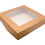 Thumbnail: Коробка ЭКО с окошком квадратная