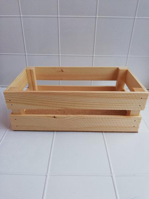 Ящик деревянный малый
