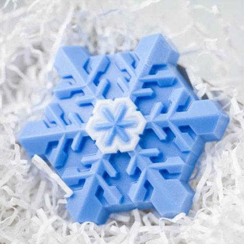 Снежинка кристальная