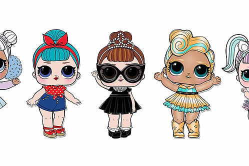 Куколки Лол2