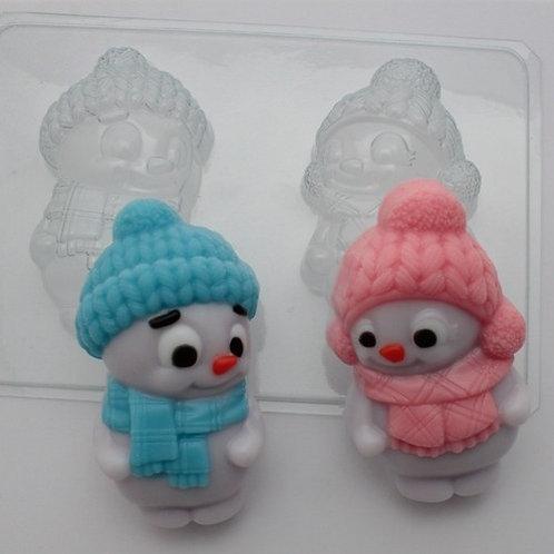 Снеговики пара