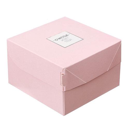 Коробка розовая Счастье ждет тебя