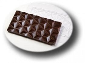 Форма для шоколада Плитка пирамидки