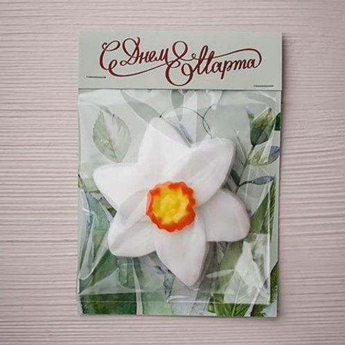 Клапан-открытка '8 марта. Трава'