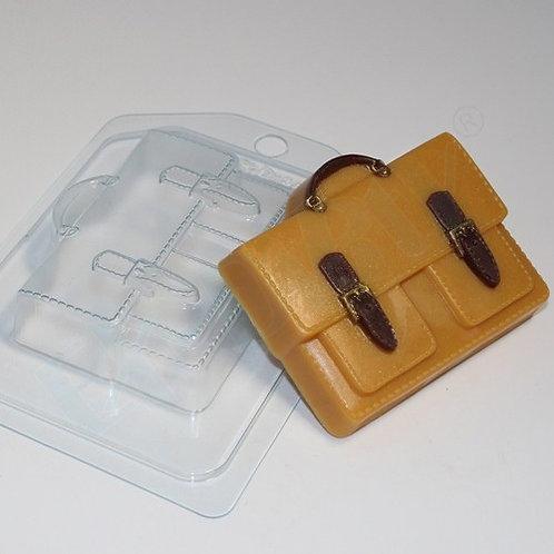 Портфель с 2-мя карманами