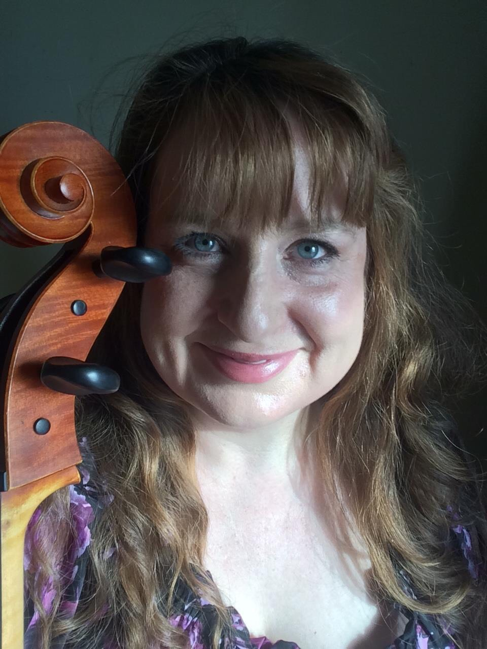 Erika Fiebig, cello