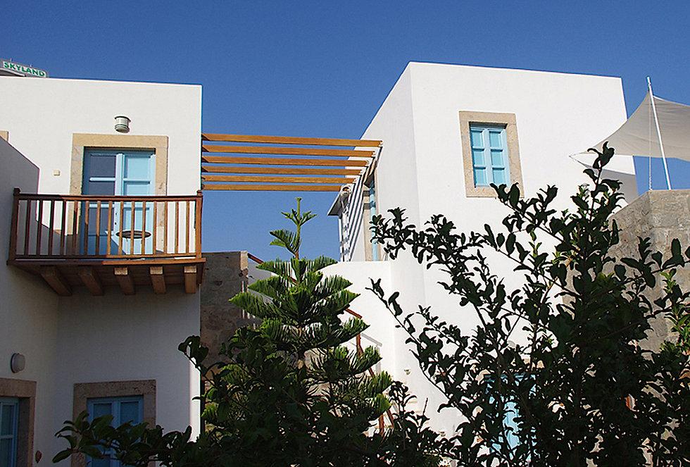House Psili Villa Patmos Netia House booking