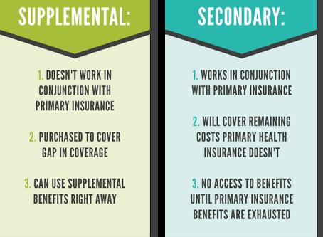 Secondary Insurance is Broken